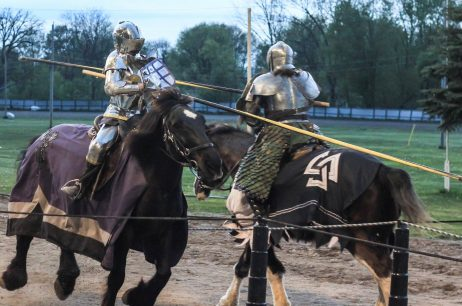 KNIGHTS OF VALOUR FUNDRAISING EVENT